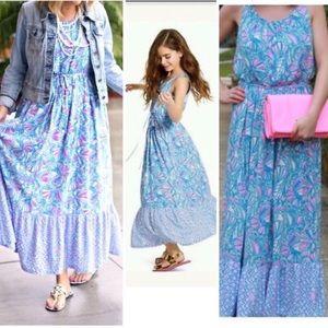 Lilly Pulitzer! Maxi Dress!